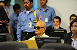 Resignation Casts Further Doubts Over Khmer Rouge Tribunal in Cambodia