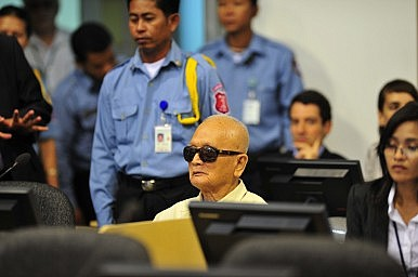Khmer Rouge, a Family Affair