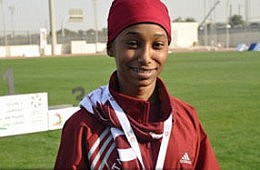 Qatari Women Eye London