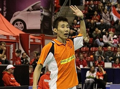 Malaysian Badminton Ace Out?