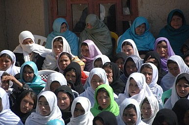An Afghan Feminist Movement?