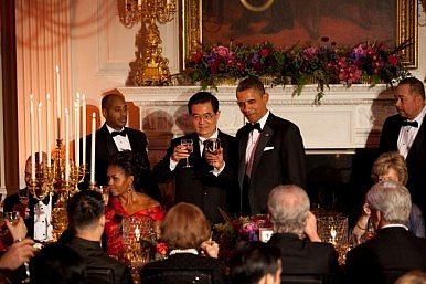 Two Cheers for Hu and Obama