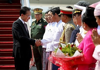 Burma: One Korea for Another