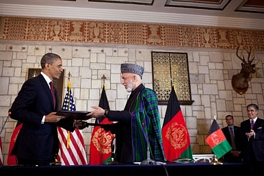 The Blanks in the Afghan Deal
