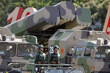 The Other China Missile Threat