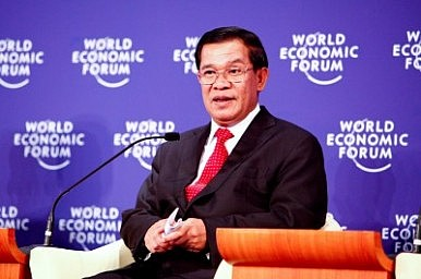 Hun Sen on Election Footing