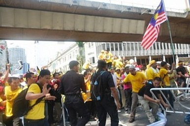 Malaysia's Summer of Discontent?
