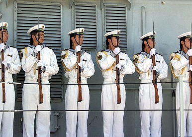 Should India Fear China's Navy?