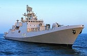 The Indian Navy's Big Ambitions
