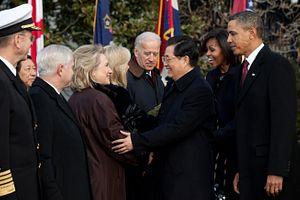 U.S.-China Ties Survive Stress Test