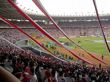 Indonesia's Not So Beautiful Game