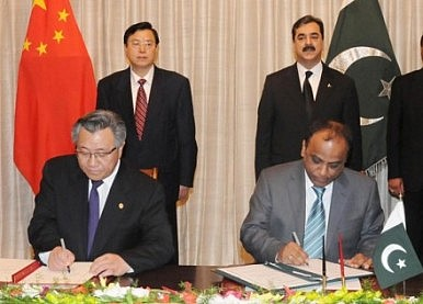 Break Up Time for Pakistan, China?
