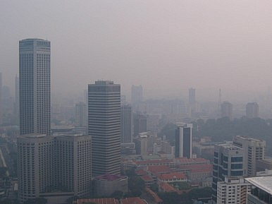 Here Comes the Haze, Again