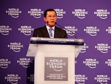 Good Week for Hun Sen