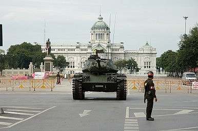 Coup Talk and Thailand