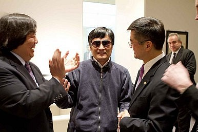 Will Chen Guangcheng Fade Away?