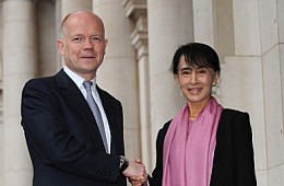 Suu Kyi & the Contradictions of State