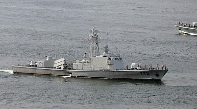 China's Navy in the Mediterranean?