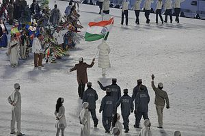 India Steps Up For 2012 Olympics