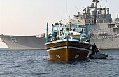 How Drama on the High Seas Could Spark a U.S-Iran War