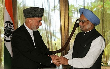 America and India: Growing Partners in Afghanistan