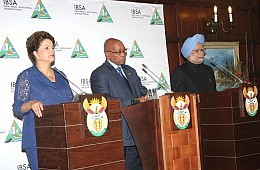 Keep BRICS and IBSA Separate