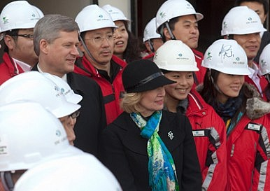 China, Canada and Oil: A Complicated Calculus