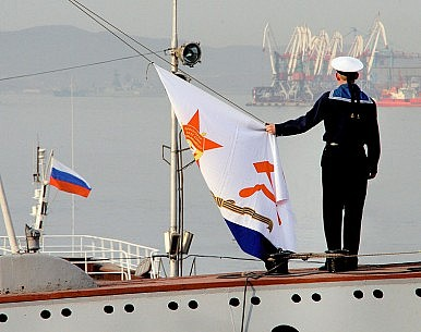 Russia's Eastern Command at Sea