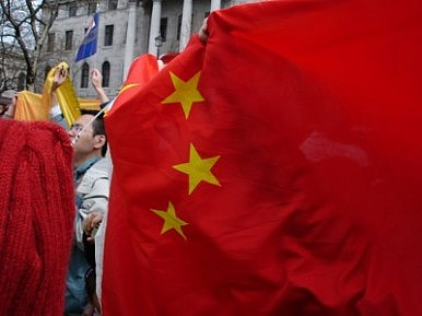 China's Restrained Nationalism