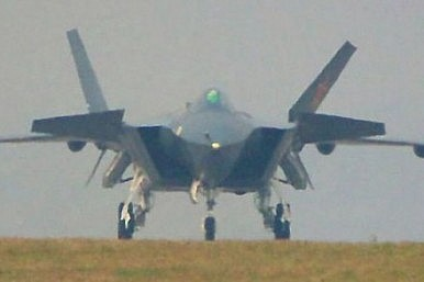 China Developing a 2nd Stealth Fighter?