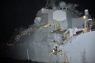 USS Porter Collision: A Riddle Wrapped in a Mystery