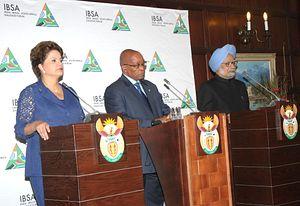 Keep BRICS and IBSA Separate