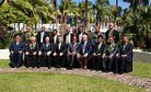 China's South Pacific Diplomacy