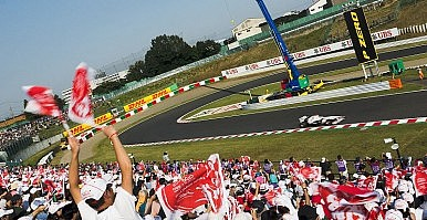 Formula 1 Hits the Accelerator in Asia