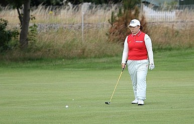Shin Jiyai Wins the Women's British Open