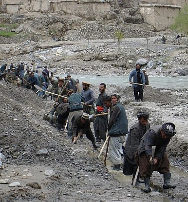 China Eyes Afghan Goldmine