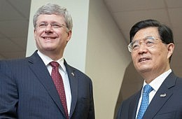Securing Canada's Place in Asia