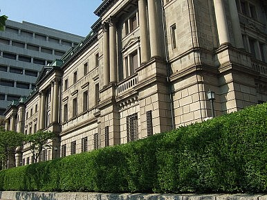 Bank of Japan: Feeling the Squeeze of Quantitative Easing