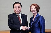 Japan-Australia Ties Key to Regional Stability