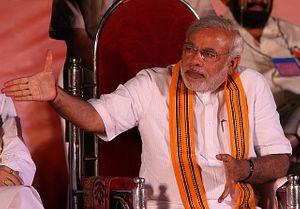 Modi is NOT India's Shinzo Abe