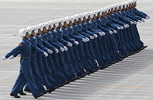 China's Military Creates New Space Force