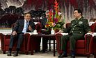 Mounting Tensions in the East China Sea