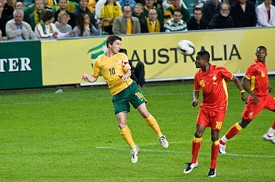 Australia's Asian Cup Chance
