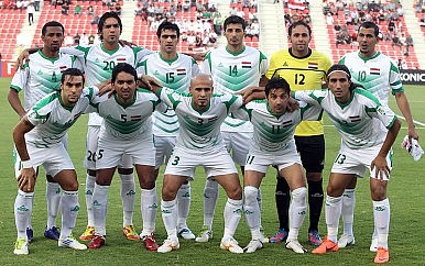 A Red Card For Iraqi Football?