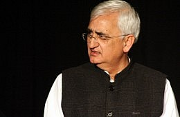 Congress Defends Khurshid Against Corruption Allegation