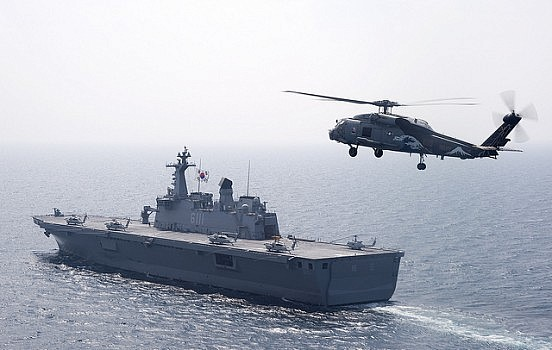 The South Korean Navy Has Big Plans Ahead