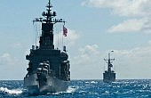 Japan's Cold War Navy