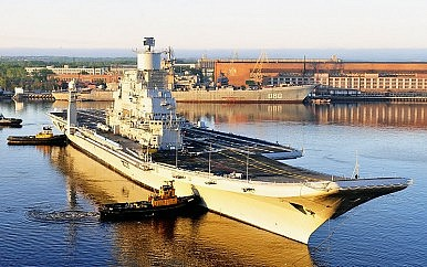 India's Aircraft Carrier Challenge