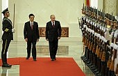 Russia, China on