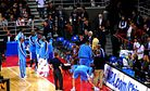 Basketball Bounces Into China